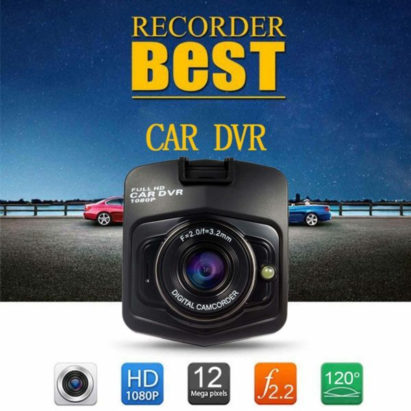 EzDashcam 1080P Recommended Car Camera