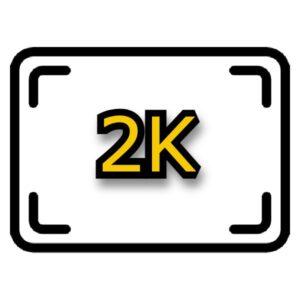 2K Quad HD Dash Cams